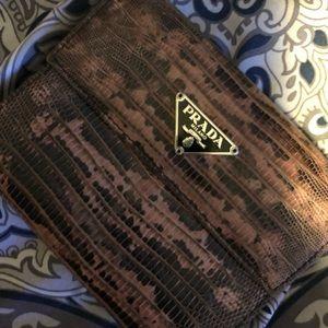 Used Prada Wallet